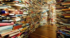 Britain Book Maze